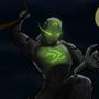 Nvidia-Man ? by Kuchtin