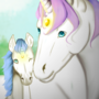 Unicorns :D by Littlepinkmonkey