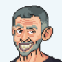 The Michael Rosen Sprite by SuperPhil64