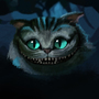 Cheshire Cat by Crickety
