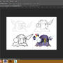 Sketch for PokeMashup by TinyMeow