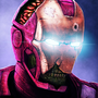 Zombie Iron Man - Marvel - Avengers