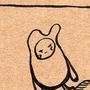 Spaceship Alien Dude by Kaishu