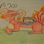 Pokemashup Charpix by WinillaIce
