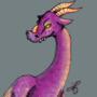Spyro by iza1122