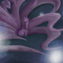 Ninetails + Haunter - Nineter by Brunown