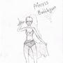 Princess Bubblegum by Taitanator