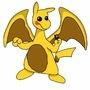 Pikachu + Charizard = PIKAZARD! by berdthenerdy