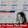 """""""Top 10 ways to draw the head"""" Video tutorial series"""
