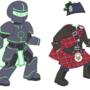 Male armor 2