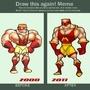Mondo man then and now01