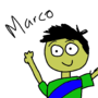 My brother Marco by iorilicea