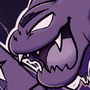 Haunter + Electabuzz mash up by Faustianic