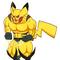 Wolverine + Pikachu = Wolverchu