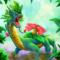 Gyarasaur (venasaur+gyarados)