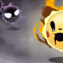 Pikachu + Ghastly = Pikalty O.O by CrazyCreators