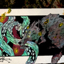 Sjil The Wolf God - Coloured by Skaalk