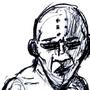 The Gun Monk by NogginmenAnimations
