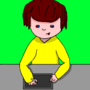 An idle drawing animation I did fot Twitch