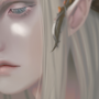 Thranduil's Thoughts by Zakuga
