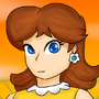Princess Daisy by MarleyProctor