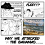 Why We Attacked the Bahamas (and Got Disbanded) by aggimajera