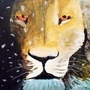 the wise lion