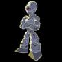 Stone Golem by Metallis