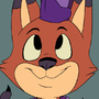 Felix Fox by megadrivesonic
