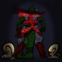 Raging Demon Gojira by kingkragg