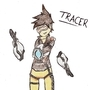 Tracer - FanArt by Ani-Mus