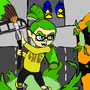 My Inkling! (Splatoon) by DiaugelAnimations
