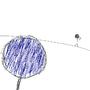 Alex vs Kixx (stick battle) by OneColdRepulican