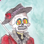 Lady Calavera by Straginski