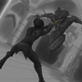 LC Pt1- Dusk vs Transient Spettro WIP by BluMiu