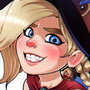 Little Witch Mercy by TheShadling