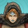 Ice Mountain Barbarian Figure #3