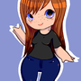 My Chibi Self by Sylen