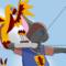 Archer and Hawk