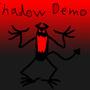 Shadow Demon by weirdnwild91