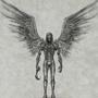 My angel of death by vitleysingur