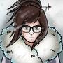 Mei - Overwatch - Snow Storm by MYLichtbringer