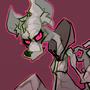 Doggo the Vampire by Roksim