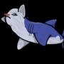 Goat Shark by GuildmasterMusic