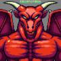 Devil Person by SauerkrautNG