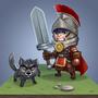 Hero Pet Characters