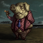 Brazilian Pig Boss by DiegoMattos