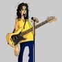 Frank Zappa by freyu