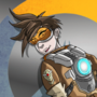 Tracer Tease (GIF) by PaddleTone