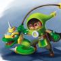 Hero & Pet Challenge by Sie-tje